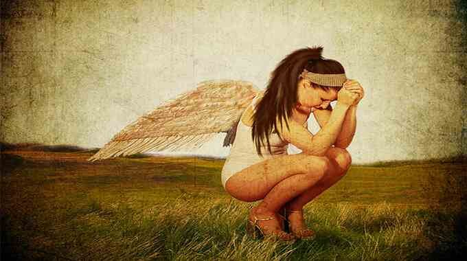 Fallen Angel: Symptoms of a Lost Soul