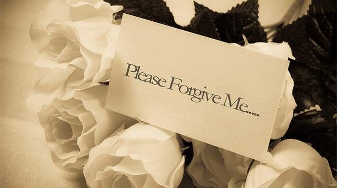 Demonstrate remorse to master the art of apologizing. Release your resistance through the power of forgiveness.