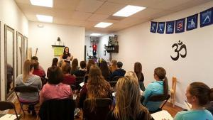 Andrea Schulman Law of Attraction Workshop
