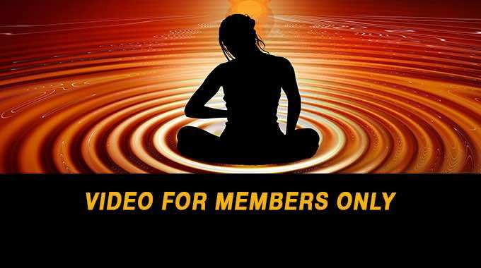 A guided meditation for members of Raise Your Vibration Today.