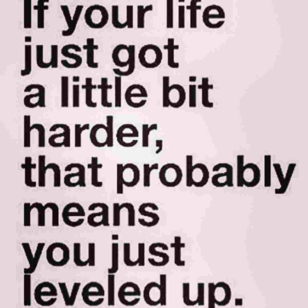 Sometimes positive people still have bad days!