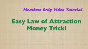 LOA Money Trick Tutorial