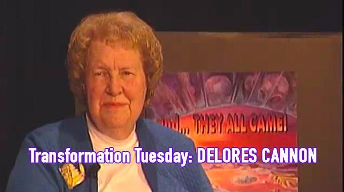 Delores Cannon & New Earth