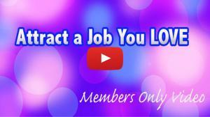 Attract a Job You Love
