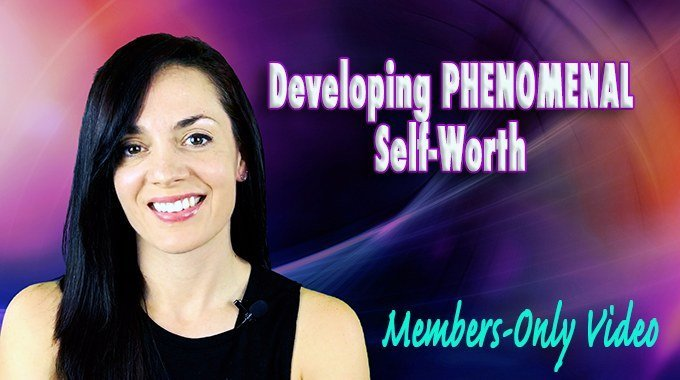 Self-worth and the Law of Attraction c