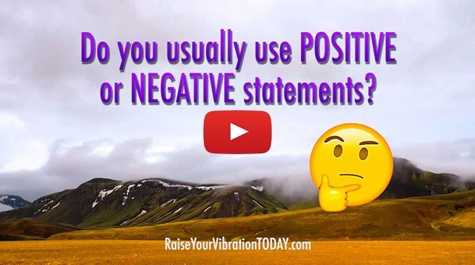 positive or negative language