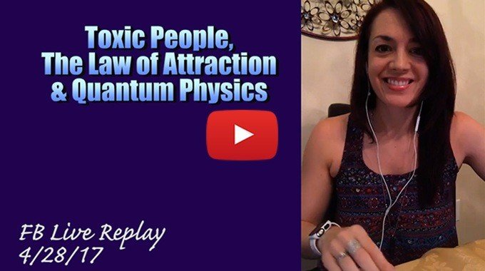 the law of attraction and quantum physics