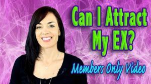 can I attract my ex with the law of attraction video