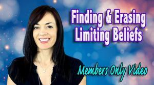 finding and erasing limiting beliefs