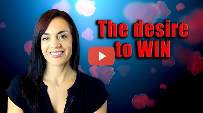 wanting to win law of attraction