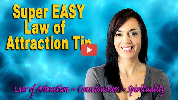 easy law of attraction tip