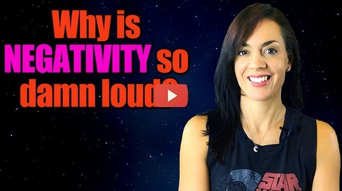 how to make positivity louder