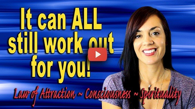anything can work out in your favor law of attraction LOA