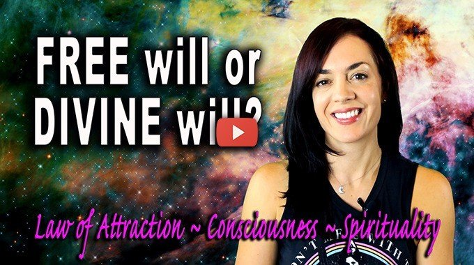 divine will v free will law of attraction