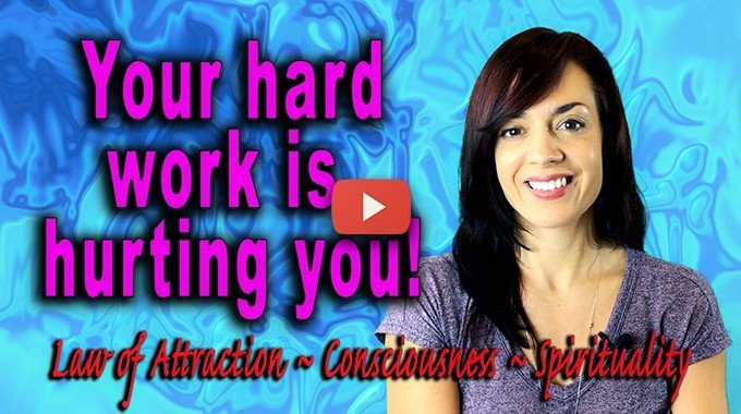 limiting belief behind hard work