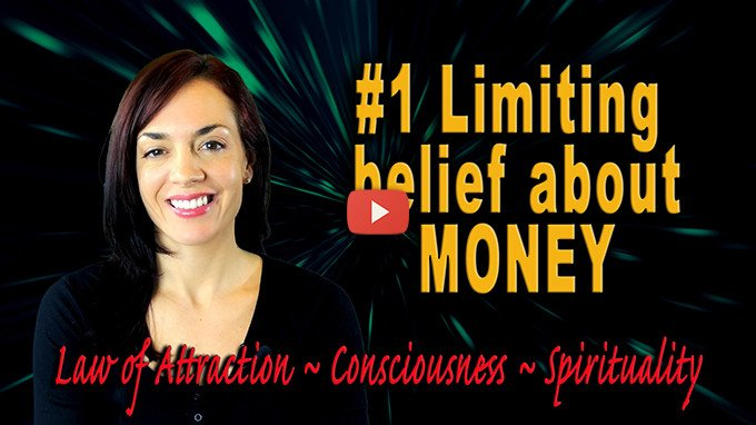limiting belief about money law of attraction