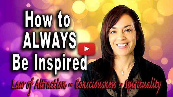 how to always be inspired