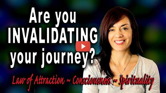 invalidating your journey