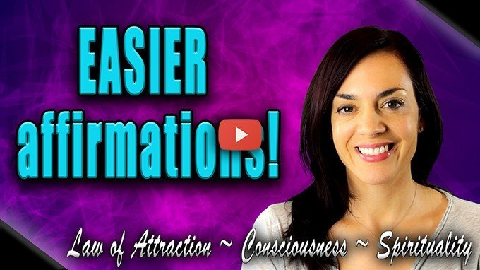 easy affirmations trick