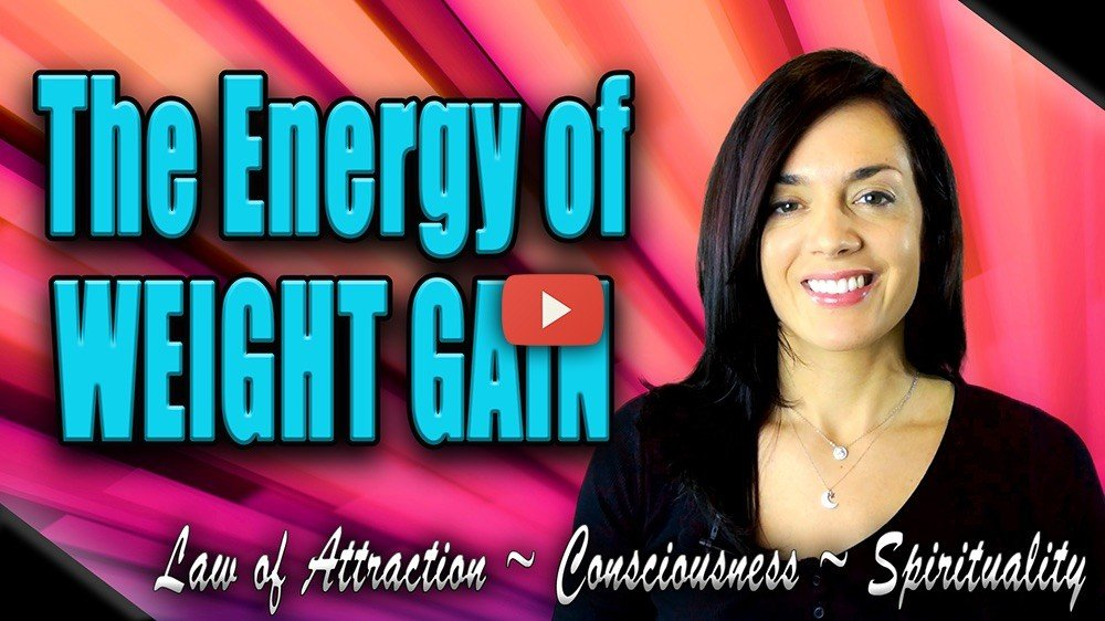 how to lose weight law of attraction