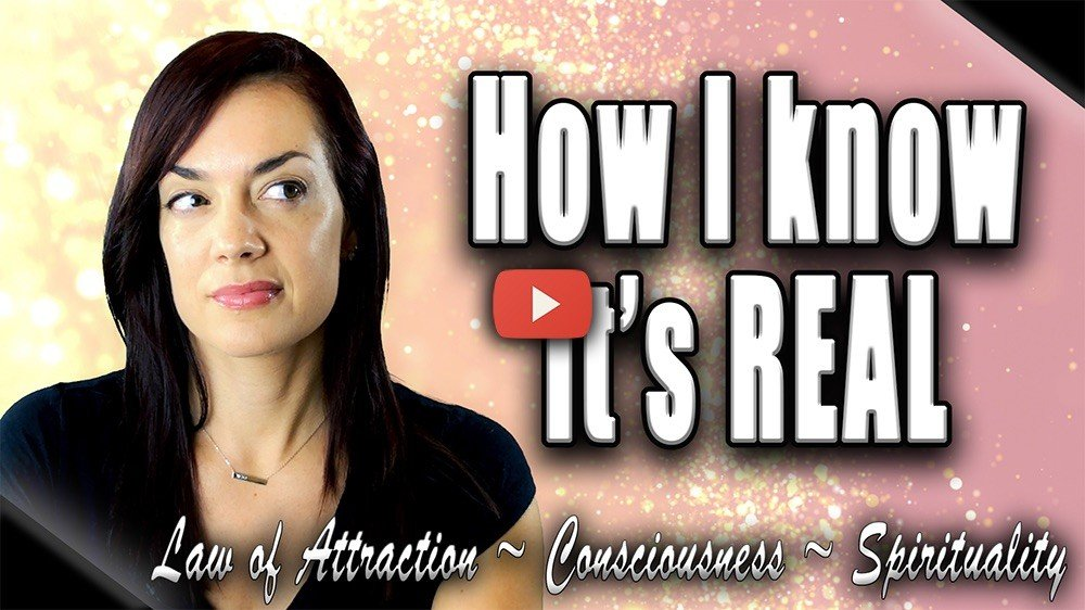 how i know the law of attraction is real loa video videos