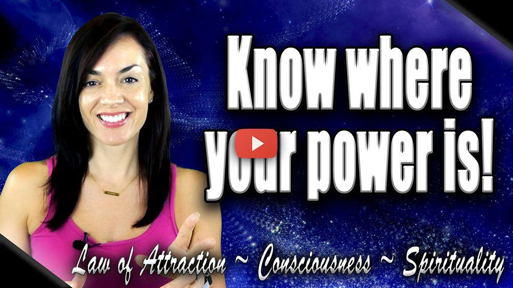 how to make the law of attraction work in your favor video