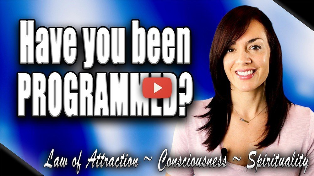 negative programming & the law of attraction video