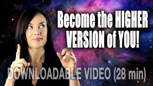 BECOME THE HIGHER VERSION OF YOU CCC