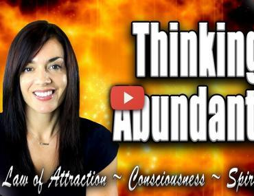 create an abundance mindset quick tip law of attraction