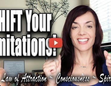 how to identify limiting beliefs law of attraction video