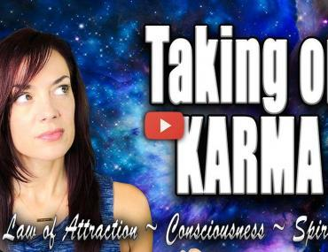 are you taking on someone else's karma law of attraction video