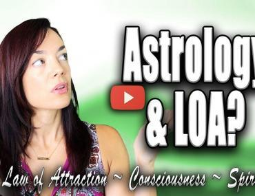 astrology and the law of attraction video