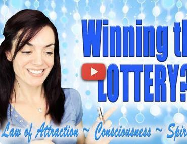 winning the lottery law of attraction video