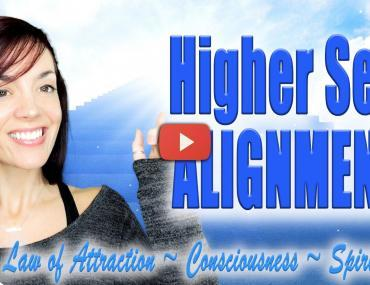 Tapping Into Your Higher Self Law of Attraction Video Andrea Schulman Raise Your Vibration Today