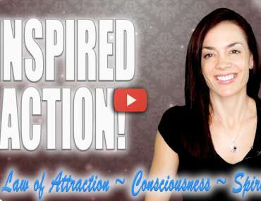 how to take action that works andrea schulman inspired action law of attraction video raise your vibration today